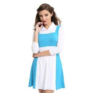 Hot Topic Disney Beauty and the Beast dress Medium